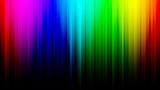 Fototapeta Tęcza - Rainbow colors abstract background.