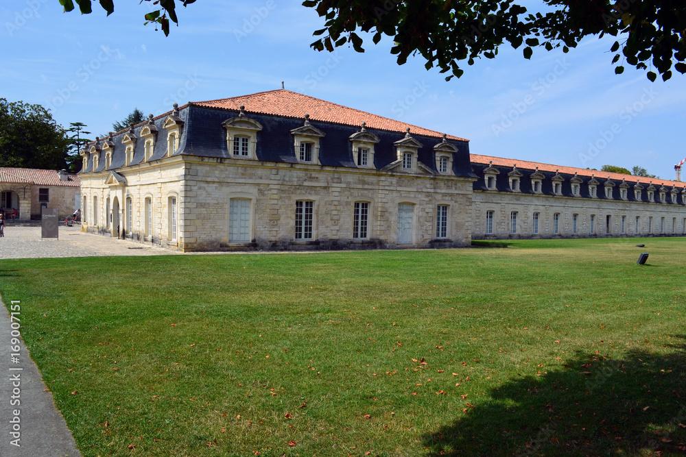 Fototapeta Corderie royale - Rochefort