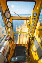 Industrial Crane Cabin - Control Cabin For Crane Driver Offshore