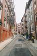 Boston Alley - North End