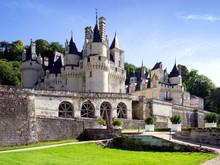 Usse Castle, A Fairy-tale Chat...