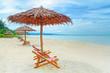 Idyllic beach of Andaman Sea in Koh Kho Khao, Thailand