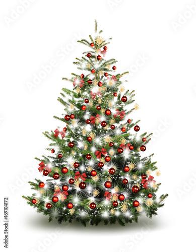 bunt geschm ckter weihnachtsbaum kaufen sie diese. Black Bedroom Furniture Sets. Home Design Ideas