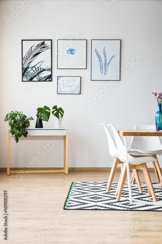 Fotografía  Apartment designed in scandi style
