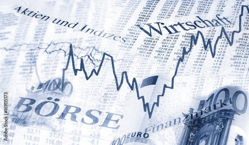 Wirtschaft Und Börse