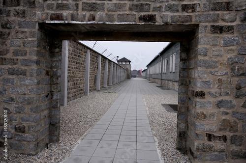 Fotografiet  Ehemaliges KZ Mauthausen