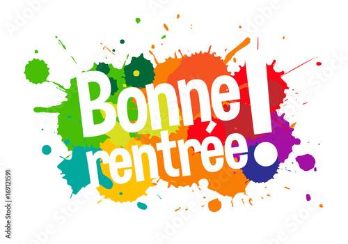 Fotografía Bonne rentrée !