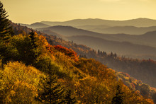 Fall In Great Smoky Mountains ...