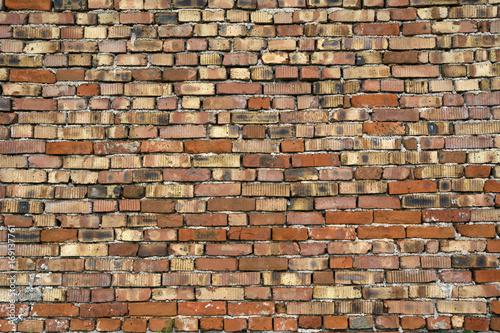Bricks Fototapete