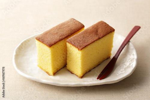 Cuadros en Lienzo カステラ Japanese sponge cake