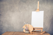 Portable Desk Easel For Painti...