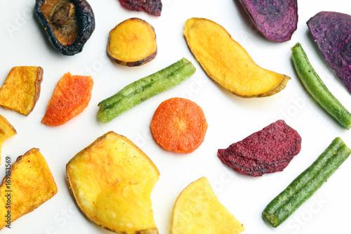 Valokuva  野菜チップス