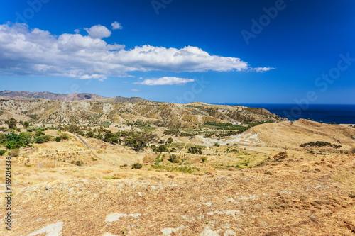 Fotografie, Obraz  Calabrian landscape