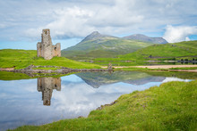 Ardvreck Castle, Ruined Castle...