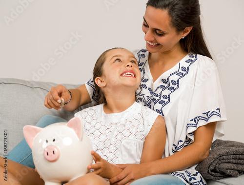 Photo My daughter savings