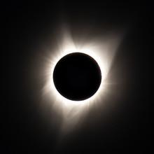 TOTALITY - Full Solar Eclipse 2017 - Ochoco National Forest, Oregon