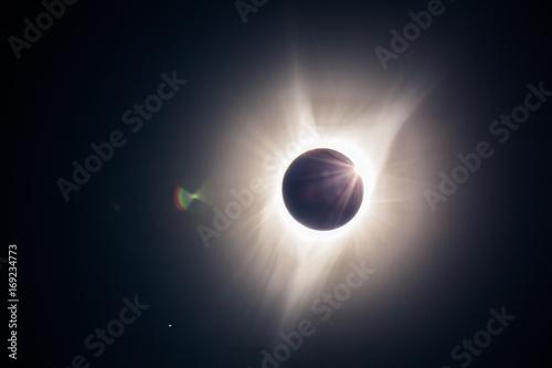 Photo  Bailey's Beads - 2017 Full Solar Eclipse - Ochoco National Forest, Oregon