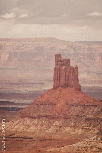 Fotografie, Obraz  Orange Rock Formations in Canyonlands National Park