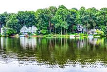 Lake Audubon With Lakefront Wa...