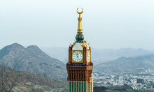 Mecca Clock Tower - Mosque Tow...