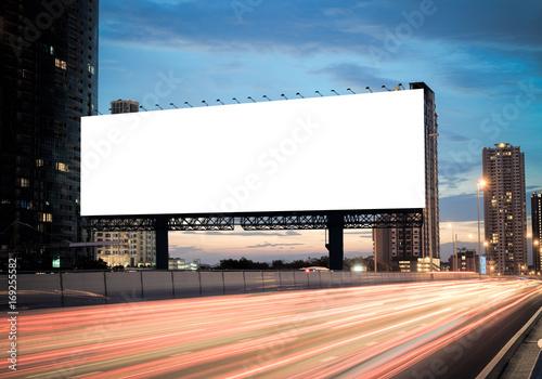 Obraz billboard - fototapety do salonu