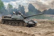 TANK WARSAW PACT - Old Militar...