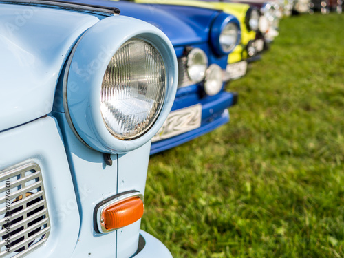 Fotografia  DDR Trabant 601