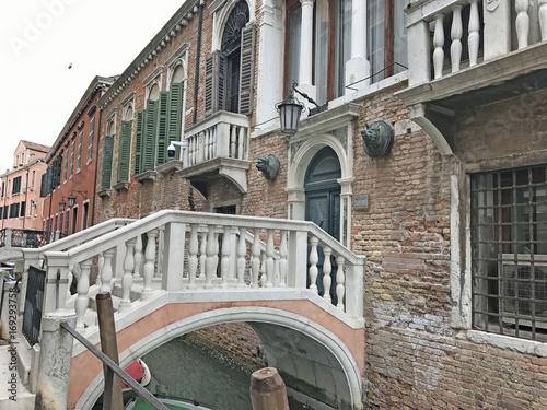 Fotodibond 3D Escapade w Wenecji