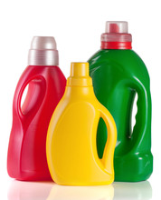 Laundry Detergent Bottle With ...