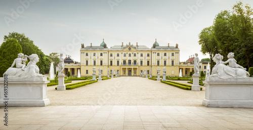 Obraz Pałac Branickich w Białymstoku, Polska - fototapety do salonu