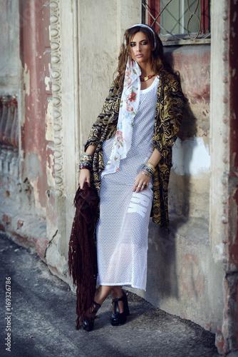 Poster Gypsy looking like gypsy