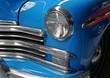 Amerikanische Limousine aus den 40er Jahren