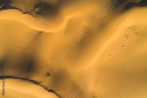 Sandy desert texture Wallpaper Mural