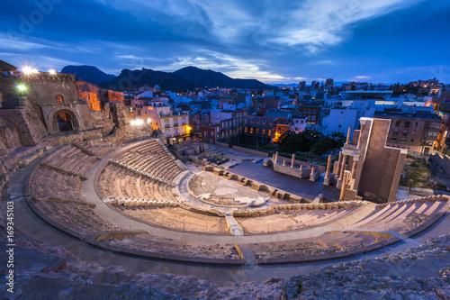 Roman Theatre in Cartagena