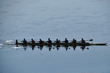 Competition In Canoeing