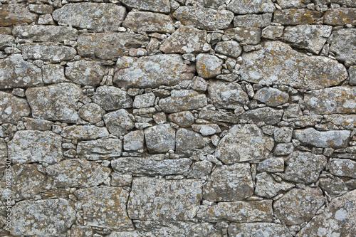 Fotografie, Obraz  Old stone masonry.