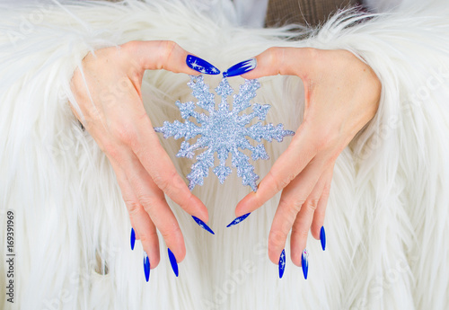 Photographie  The heart of the Christmas for your Christmas and New Year parties