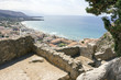 Saracen fort in Cefalù, Italy