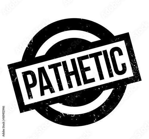 Valokuva Pathetic rubber stamp