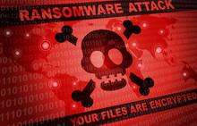 Ransomware Attack Malware Hack...