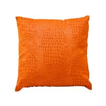 Orange Pillow Isolated