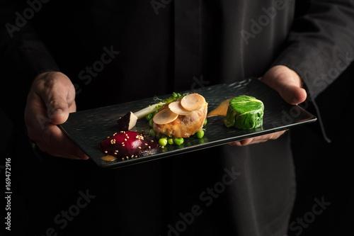 Fotografie, Obraz  Cuisine gastronomique