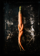 A Carrot With Personality