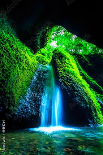 シワガラの滝 © beeboys