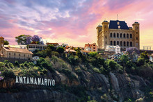 Panorama Of Antananarivo Capit...