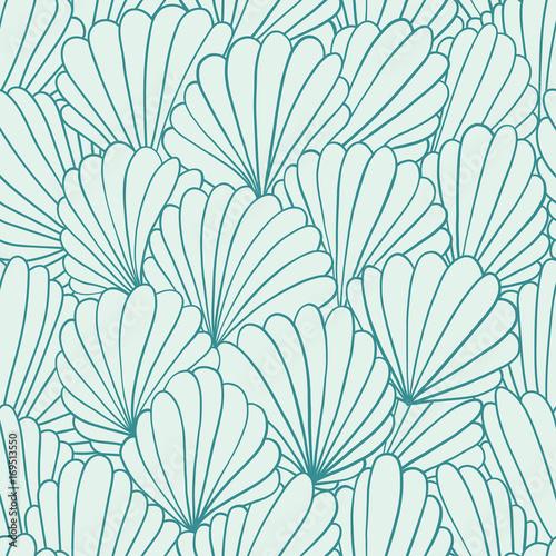bezszwowy-deseniowy-tlo-z-abstrakcjonistycznymi-skorupa-ornamentami-recznie-rysowane-ilustracja