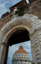 Altsstadt Von Pisa