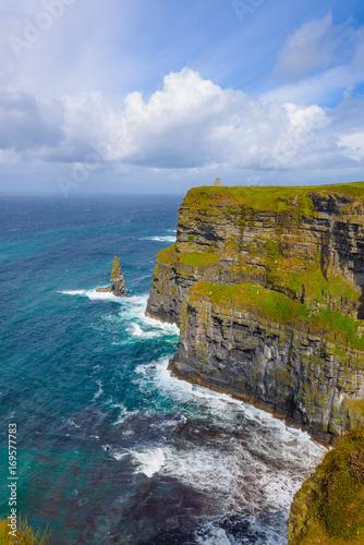 Fotografía cliffs of moher - ireland