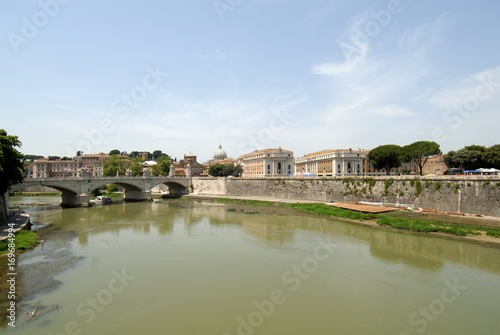 Foto auf AluDibond Stadt am Wasser Trip to Rome and Florence - Italy