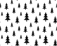 Vector Xmas Pattern With Chris...
